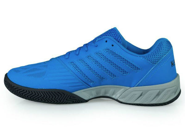 K-Swiss Bigshot Light 3 Men's Shoe Malibu Blue/Magnet 05366-467