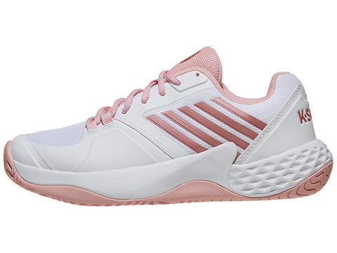 K-Swiss Aero Court Women's Coral Blush/White 96134-136
