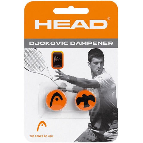 Dampeners - Head Djokovic Dampener Orange