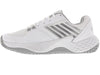 K-Swiss Aero Court Tennis Shoe Women's White/Highrise/Silver 96134-150