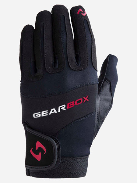Gearbox Full Hand Glove Left