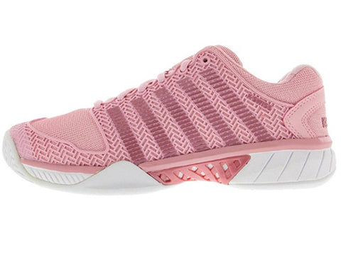 K-Swiss Hypercourt Express Women's Coral Blush/White 93377-653