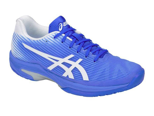 Asics Solution Speed FF Blue Coast/White Women's Shoe 1042A002-411