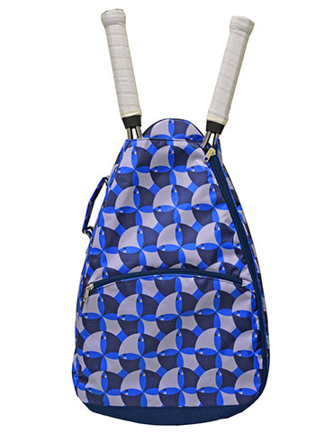 All For Color Serve It Up Tennis Backpack TCAV7306