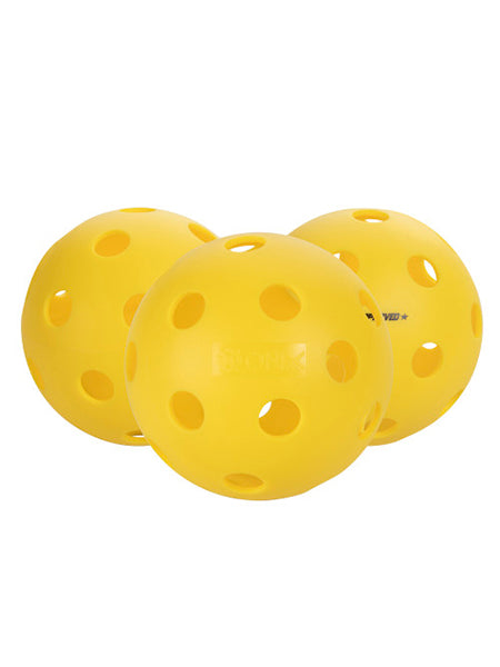 Onix Fuse G2 Outdoor Yellow Pickleball
