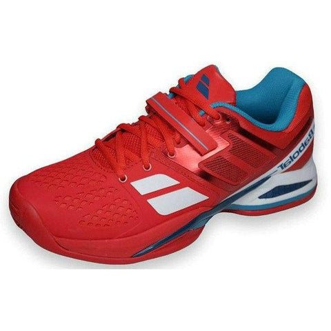Men's Shoes - Babolat Propulse BPM Clay Red Men's Shoes