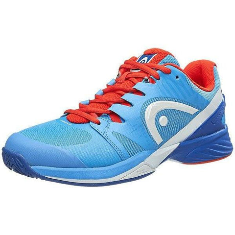 Men's Shoes - Head Men's Nitro Pro Blue/Red