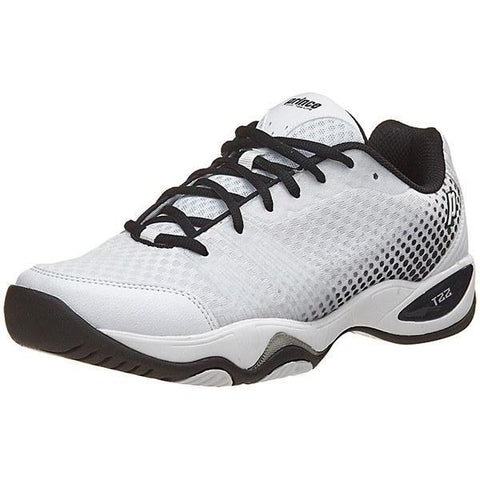 Men's Shoes - Prince T22 Lite White/Black Men's Shoes