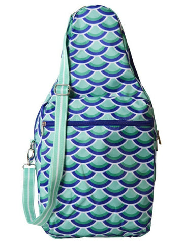 All For Color Mermazing Pickleball Bag TCMQ7294