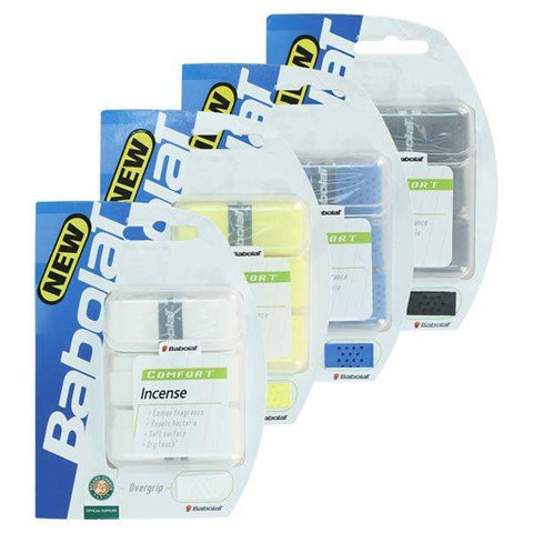 Overgrip - Babolat Incense Overgrip 3 Pack