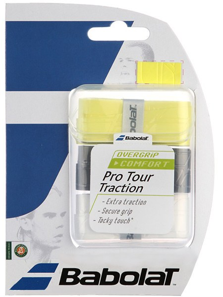 Overgrip - Babolat Pro Tour Traction Overgrips 3 Pack