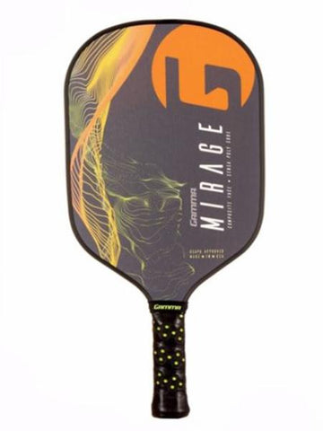 Paddles - Gamma Mirage Pickleball Paddle