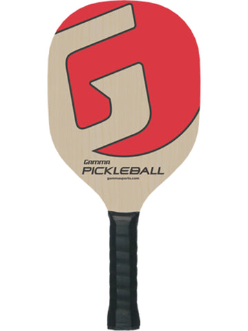 Paddles - Gamma Wooden Pickleball Paddle