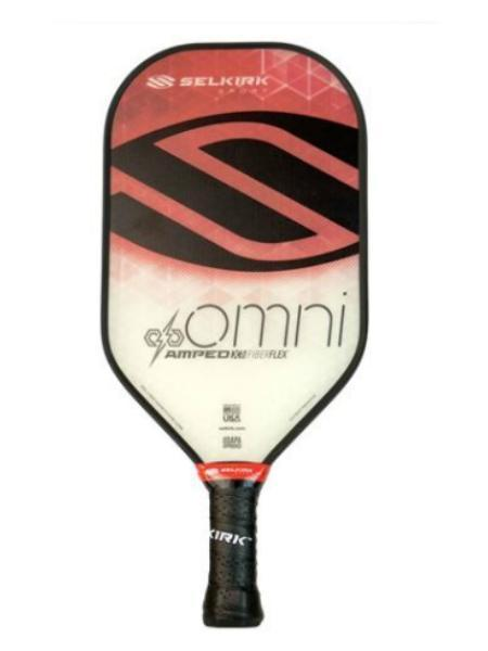 Paddles - Selkirk AMPED Omni Pickleball Paddle
