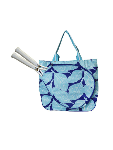 All For Color Palm Paradise Tennis Tote TCDL7293