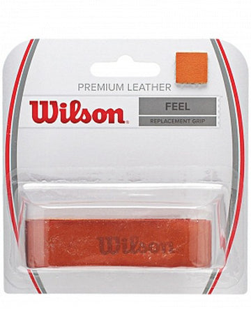Replacement Grip - Wilson Leather Replacement Grip