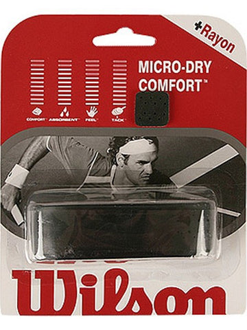 Replacement Grip - Wilson Micro-Dry Comfort Replacement Grip