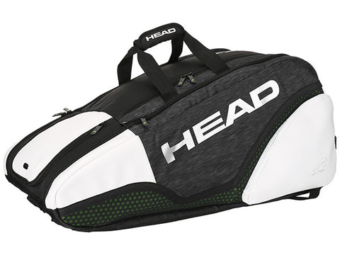 Head Djokovic Monstercombi 12R Pack Bag 2018