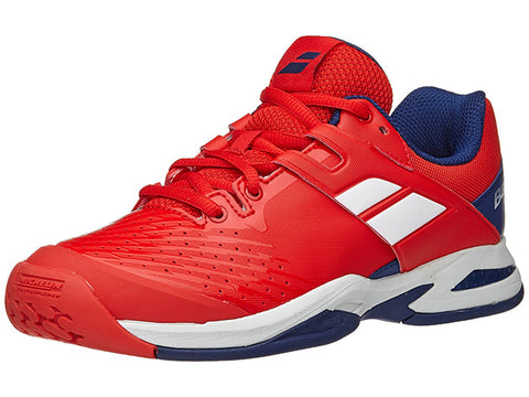 Babolat Junior Jet All Court Blue/Red