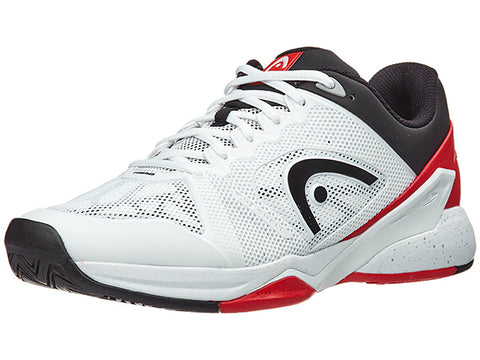 Head Revolt Pro 2.5 Men's Tennis Shoes White/Red