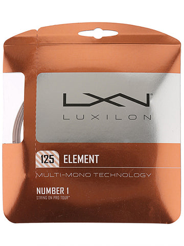 Luxilon Element 16L String