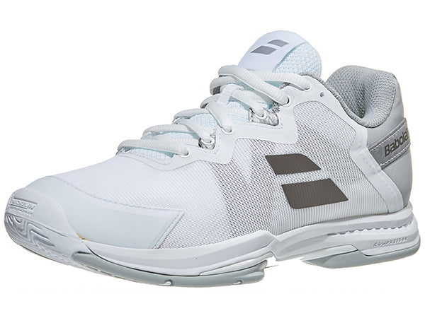 Babolat SFX3 All Court Women's Shoe White/Silver