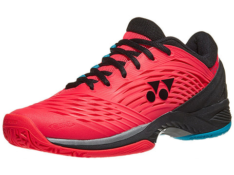 Yonex PC Fusion Rev 2 Men's Shoe Coral Red