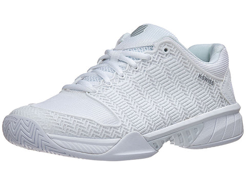K-Swiss Hypercourt Express Women's Shoe White/Highrise 93377-107