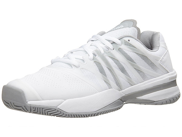 K-Swiss Ultrashot Mens Tennis Shoe White/High Rise 05648-107