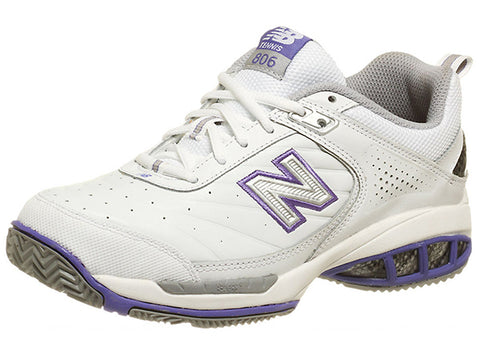 New Balance WC 806 D White Women's Shoes