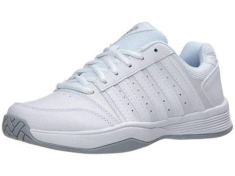 K-Swiss Court Smash Women's Shoe White/Highrise 95626-178
