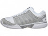 K-Swiss Hypercourt Express White/Silver Women's Shoes