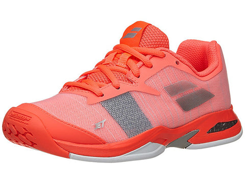Babolat Jet All Court Junior Shoes Fandango Pink/Fluo Pink