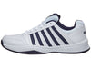 K-Swiss Court Smash Men's Shoe White/Navy 05626-109