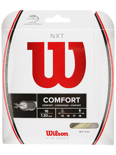 Wilson NXT 16 String Natural
