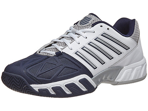 K-Swiss Bigshot Light 3 White/Navy Men's Shoes 05366-109