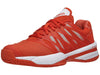 K-Swiss Ultrashot Women's Shoe Fiesta Red/White 95648-812