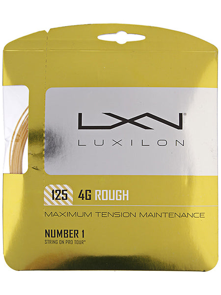 Luxilon 4G Rough 16L String