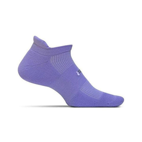 Socks - Feetures! High Performance Light Cushion No Show Tab /Periwinkle