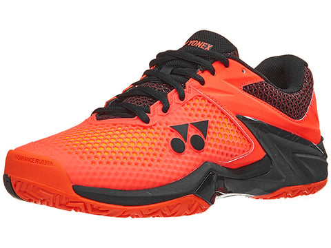 Yonex Power Cushion Eclipsion 2 Men's Shoe Orange/Black