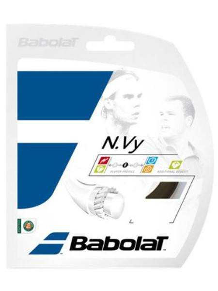 Strings - Babolat N. VY 16 String Black