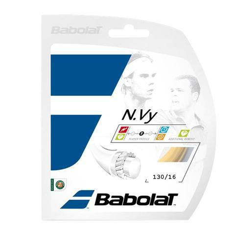 Strings - Babolat N. VY 16 String Natural