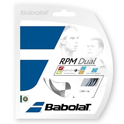 Strings - Babolat RPM Dual 16 String