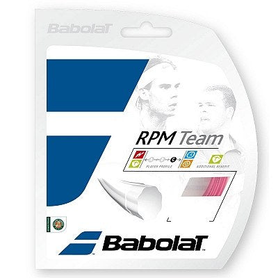 Strings - Babolat RPM Team 16 String Pink
