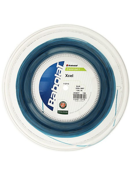 Strings - Babolat Xcel 16 Reel String Blue