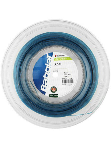 Strings - Babolat Xcel 17 Reel String Blue