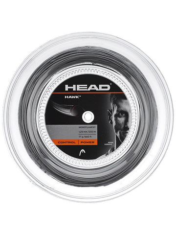 Strings - Head Hawk 16 Reel String Grey