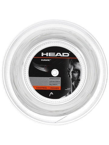 Strings - Head Hawk 17 Reel String White
