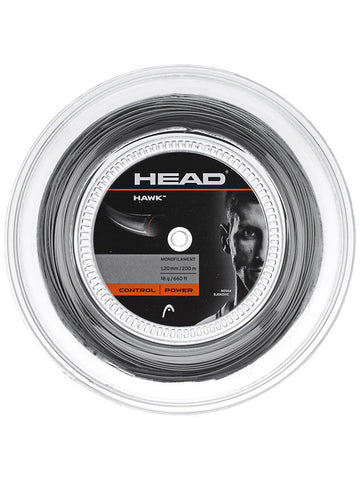 Strings - Head Hawk 18 Reel String Grey