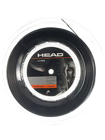 Strings - Head Lynx 16 Reel String Anthracite